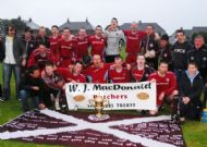 Lochs 2011 Cup Winning Team